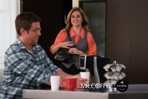 "Mr. Coffee ""Stanley"""